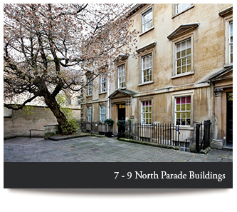 The Courtyard Apartments, 7-9 North Parade Buildings, Bath, City Centre Luxury Self-Catering Holiday Apartments